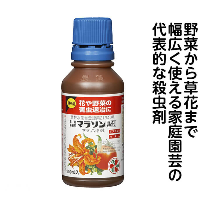 住化 マラソン乳剤 100CC