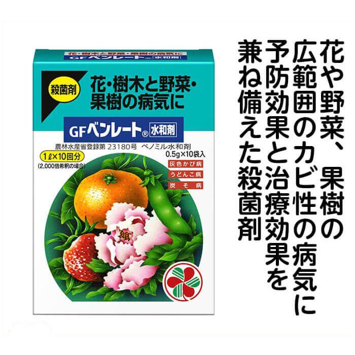 住化ベンレート水和剤 0.5g×10袋