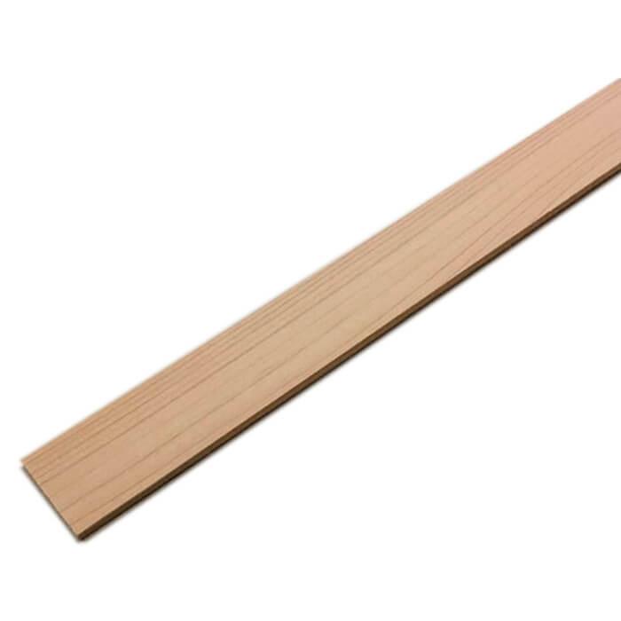 檜工作材 900mm長 3×20mm