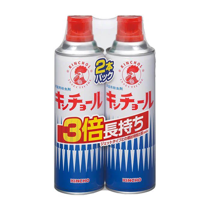 【殺虫剤特集】金鳥 キンチョールK 450ml×2P