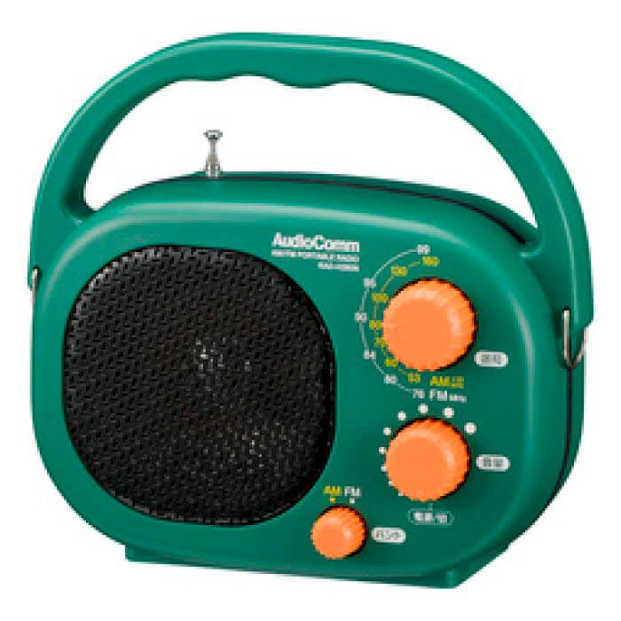 豊作ラジオPLUS RAD-H390N