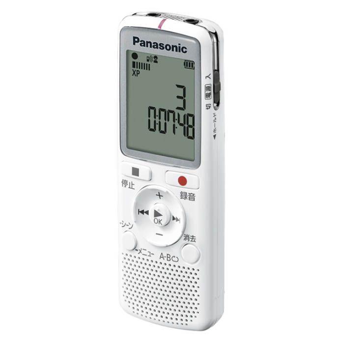 Panasonic (パナソニック) ICレコーダー PR-QR220-W
