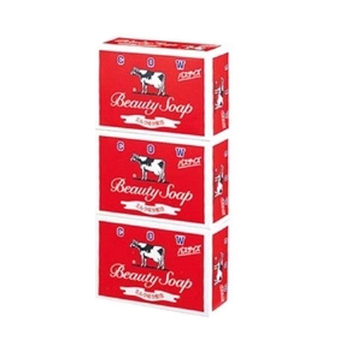 牛乳石鹸 赤箱 3P