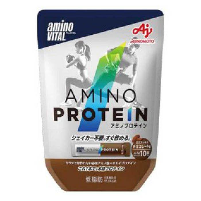 味の素 アミノプロテインチョコレート 4.3G×10本