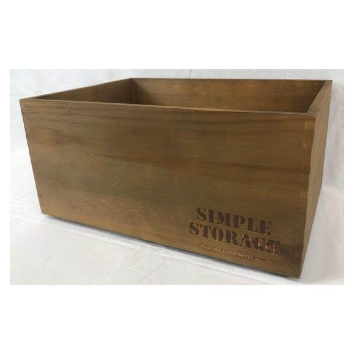 木製ボックス BR Mサイズ