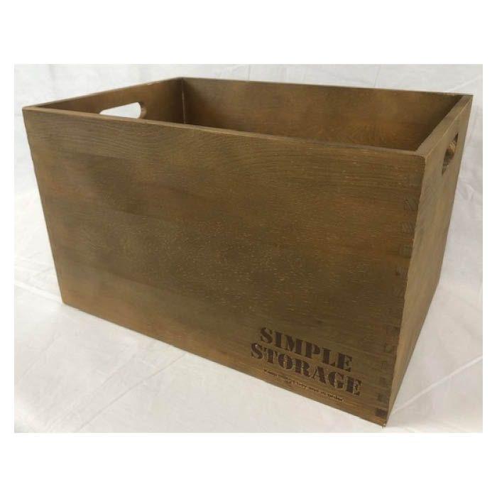 木製ボックス BR Lサイズ