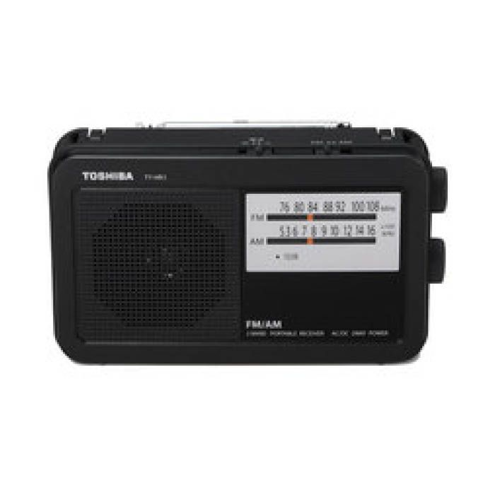 東芝 東芝AMFMラジオ TY-HR3