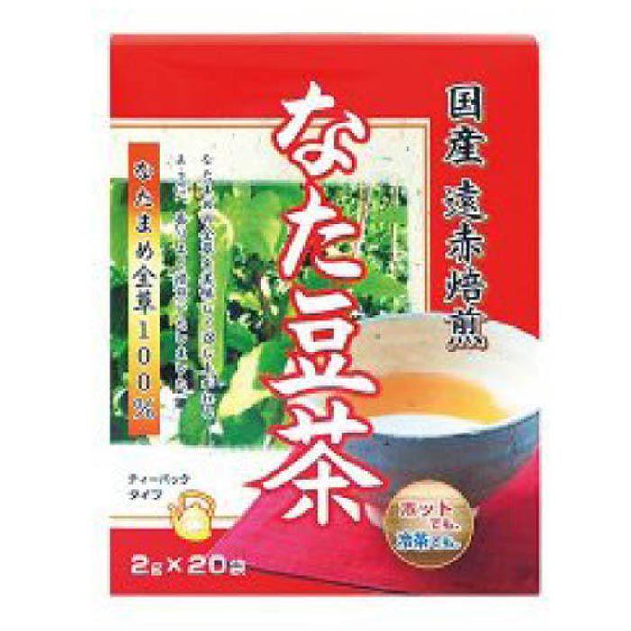 ユニマットリケン なた豆茶 20包