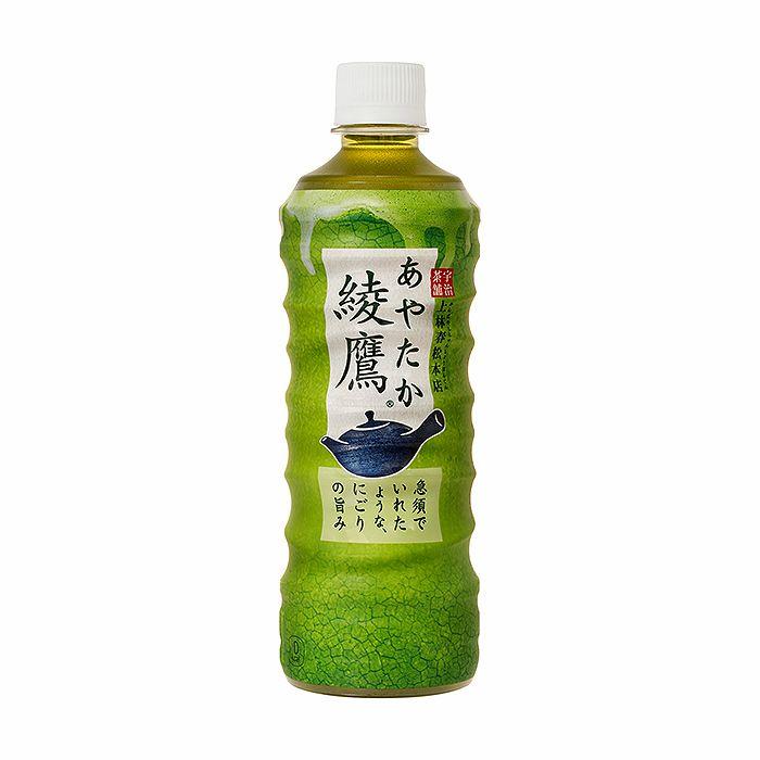 日本コカ・コーラ 綾鷹 525ml×24本 ケース
