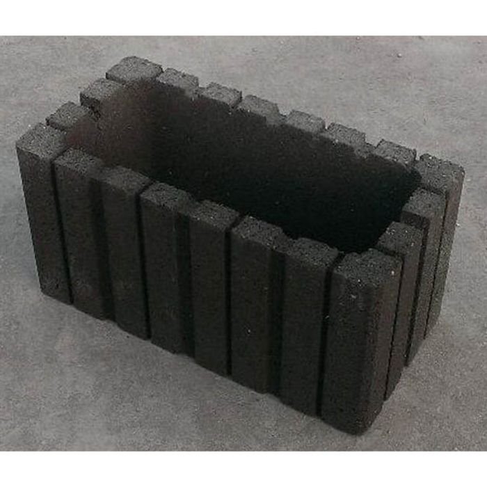 キューティボックスロング ブラック 約140×280×140mm