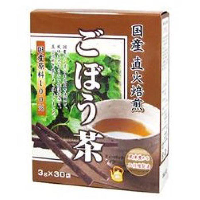 ユニマットリケン ごぼう茶 3g×30包