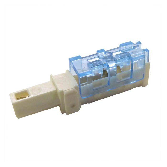 ニチフ 圧着型中継コネクタ28-24 NDC2824