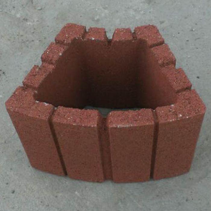 キューティボックス アール レッド 約220×140×140mm