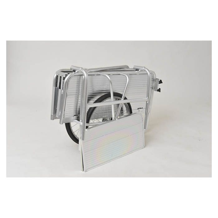 アルミ折畳み式リヤカー TAN-583