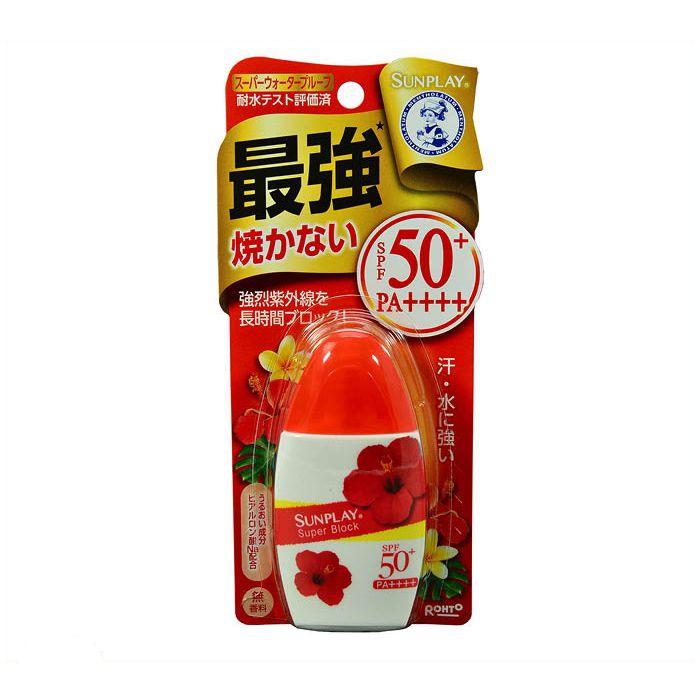 【日焼け止め・制汗剤特集】ロート製薬 サンプレイ スーパーブロック 30g