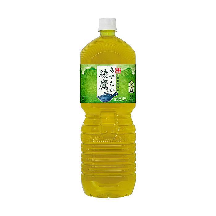 日本コカ・コーラ 綾鷹 2L×6本 ケース