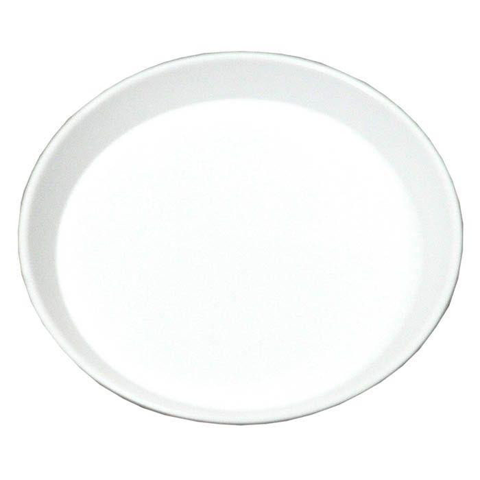【収穫用品】 カルトン皿 丸 白