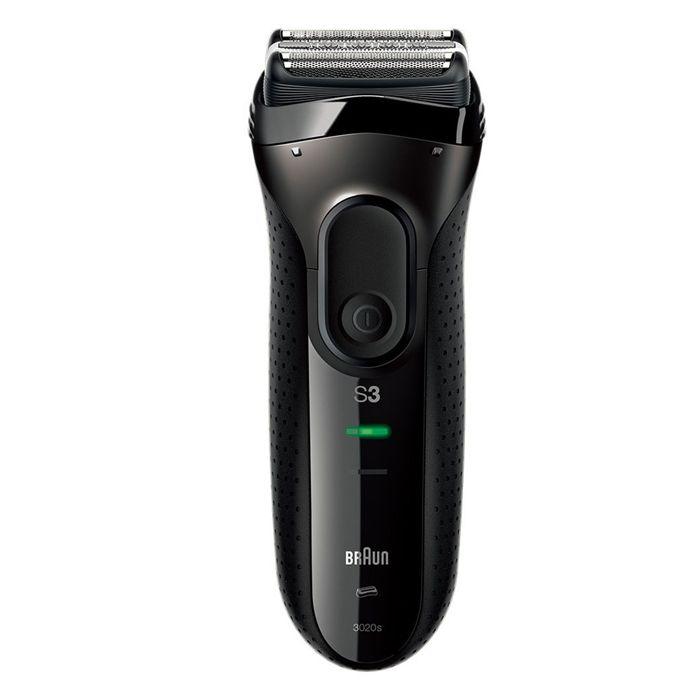 ブラウン シリーズ3 メンズ電気シェーバー 3枚刃 3020s-B 丸ごと水洗い可
