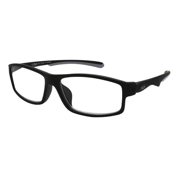 老眼鏡FILA SF3000R-60 ブラック +1.5