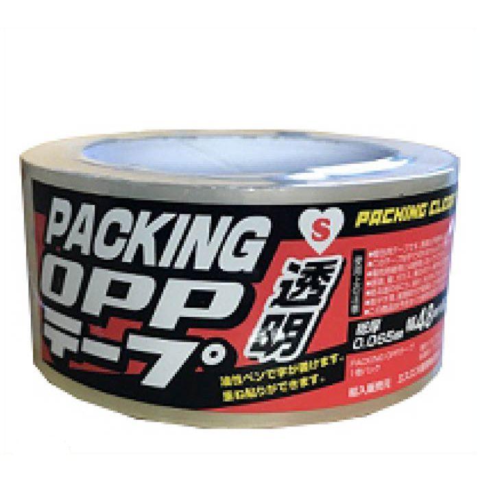 透明OPPテープ1巻 48mmx50m
