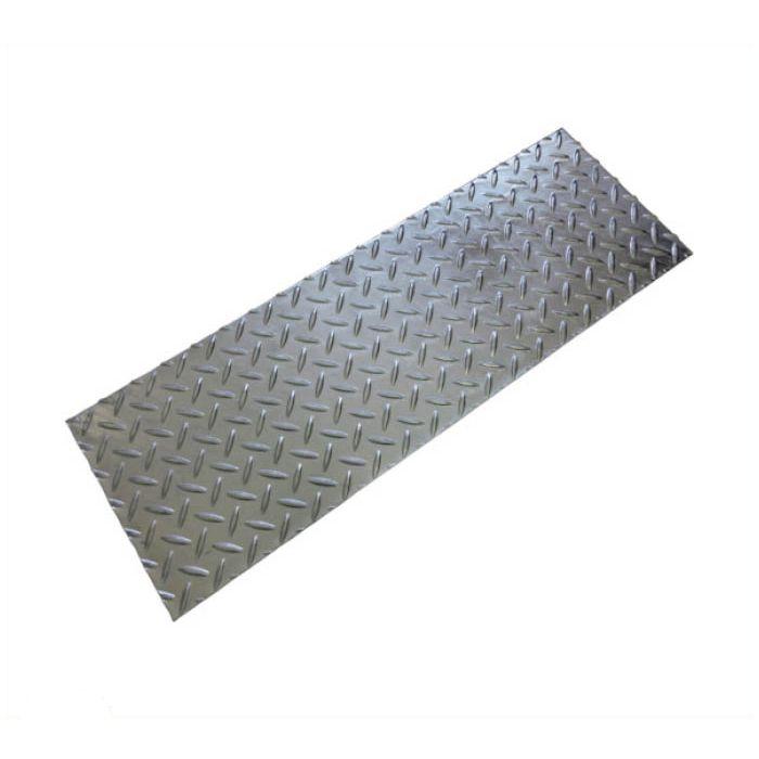 縞鋼板製溝蓋U字溝用