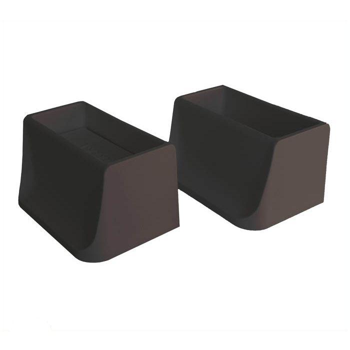 若井産業 ディアウォール 2×4用上下パットセット ダークブラウン