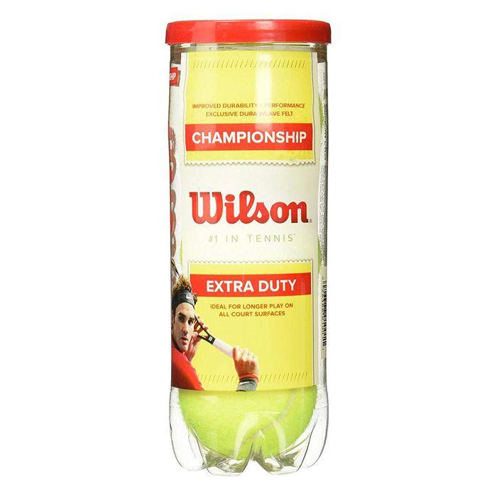 Wilson(ウィルソン) WIL 硬式テニスボール 3P WRT100101