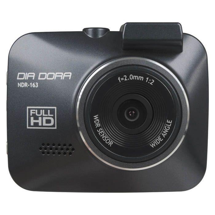 エンプレイス ドライブレコーダー NDR-163