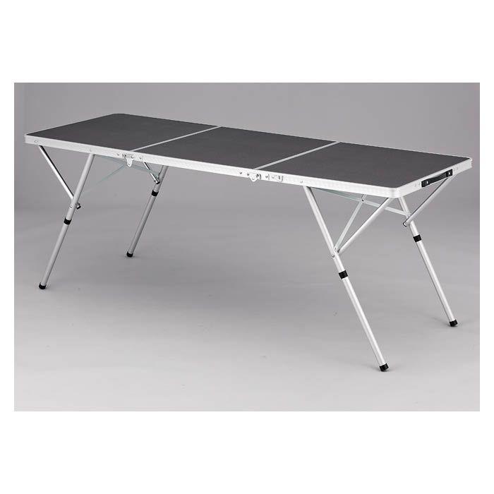 パーティーテーブル180ロング FT17-18060(DGY)