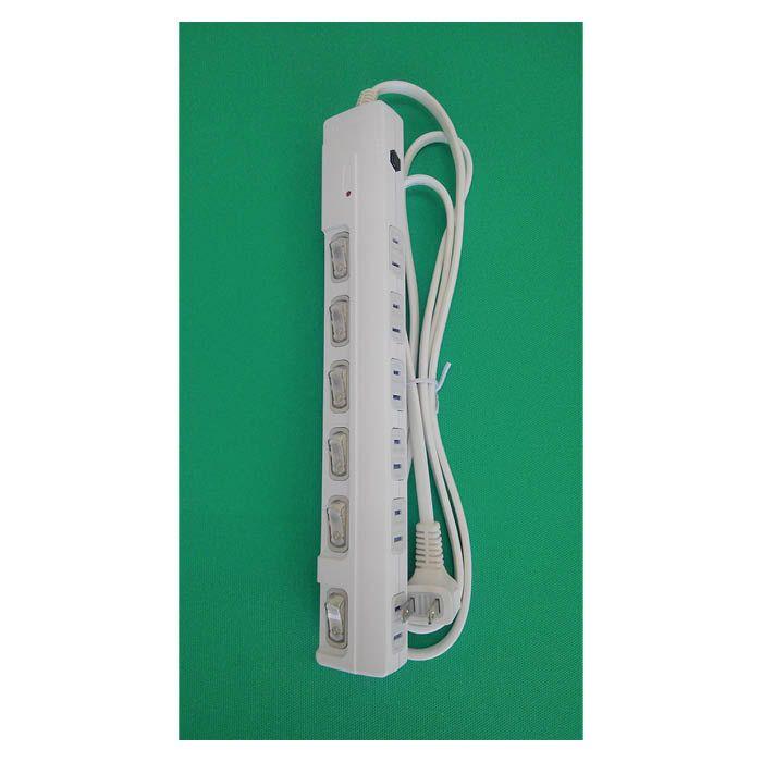 LEDスイッチタップ SK-6SLED1.5W