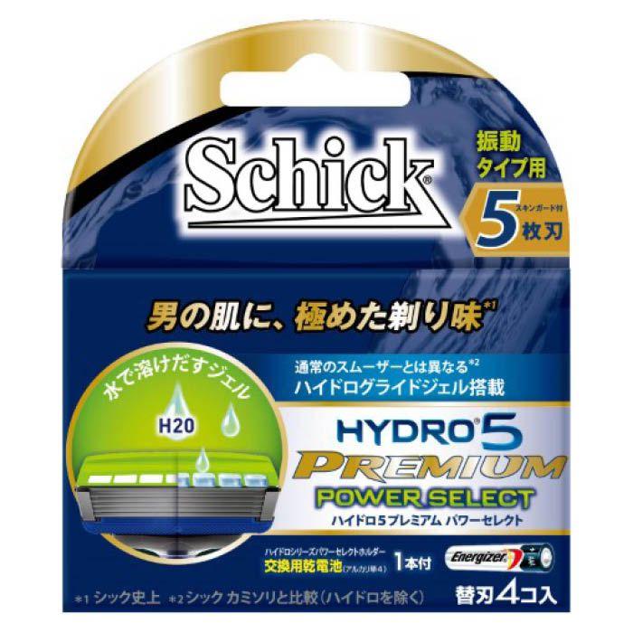 ハイドロ5プレミアムP 替刃4個入