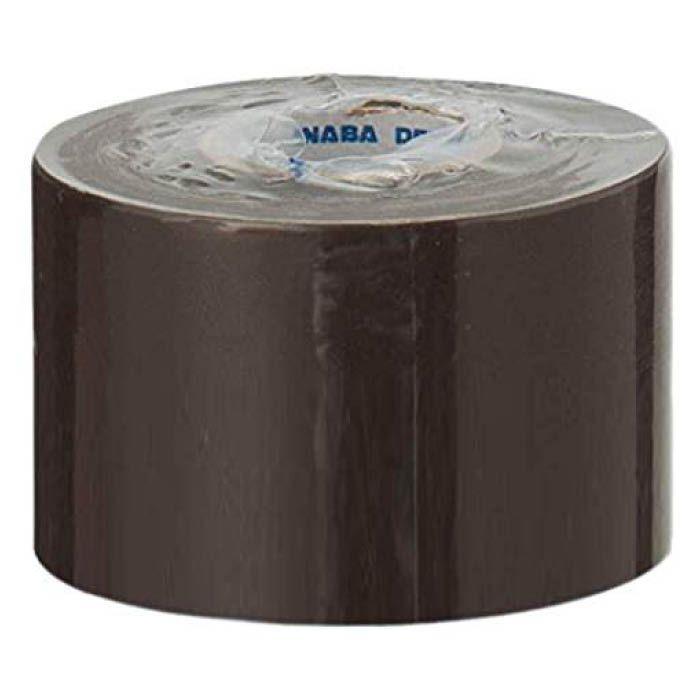 因幡電工 非粘着テープ ブラウン HN-50-B