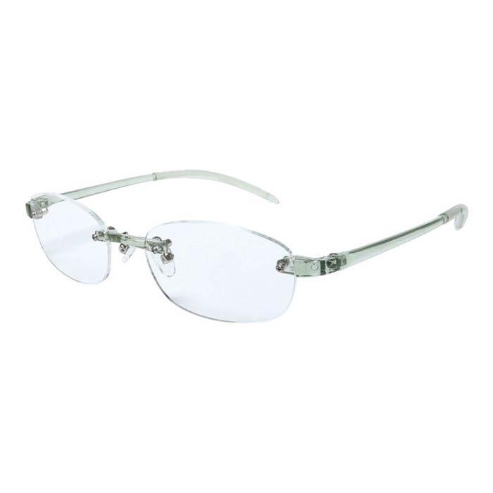 超弾性樹脂フレーム老眼鏡 NF-59 +2.5