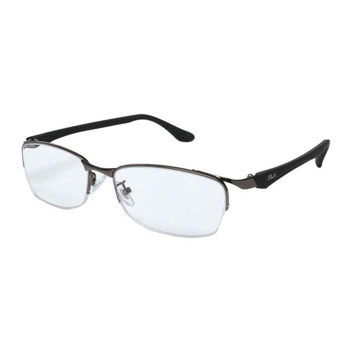 老眼鏡FILA SF3001R-60 ガンメタ +3.5