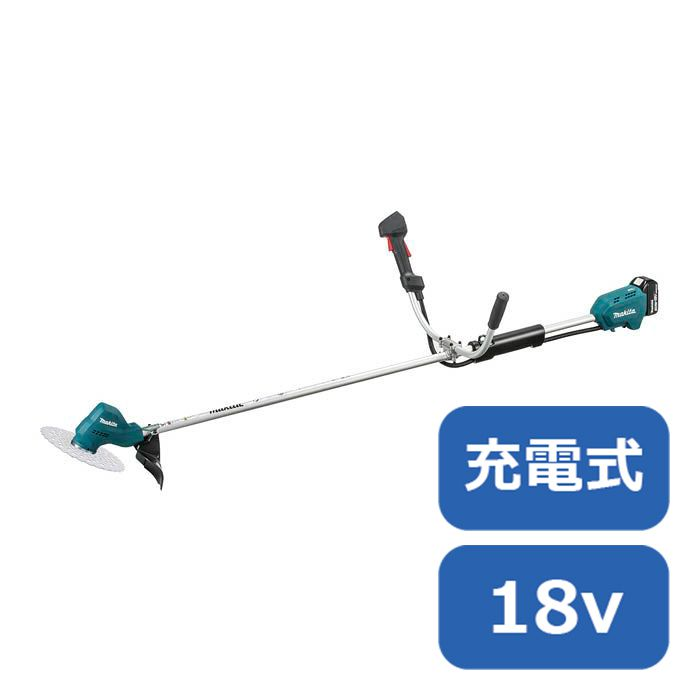 マキタ 充電式草刈機 MUR185UDRG