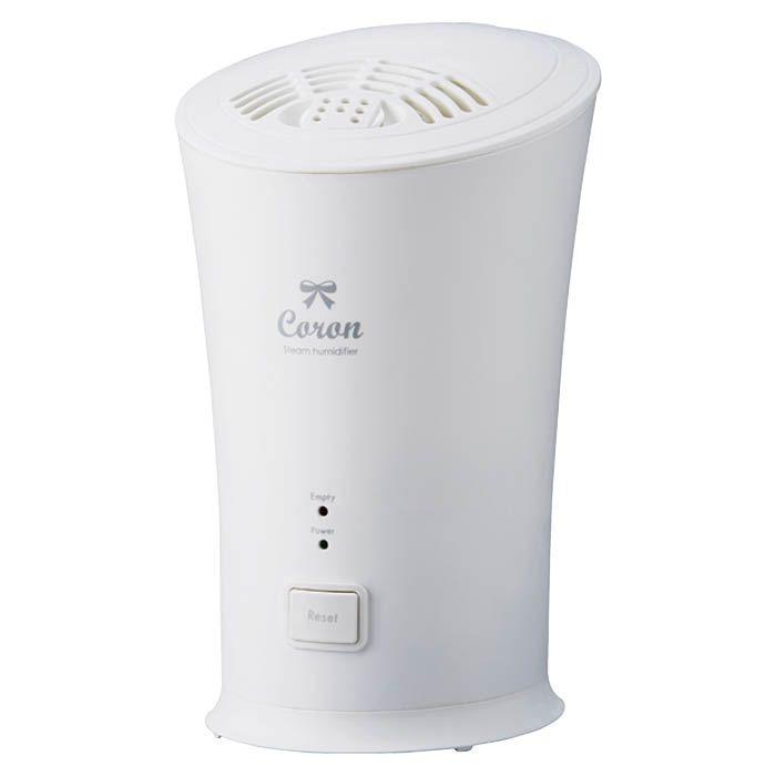 【暖房用品】 スチーム式アロマ加湿器 FSWD-8508-WH