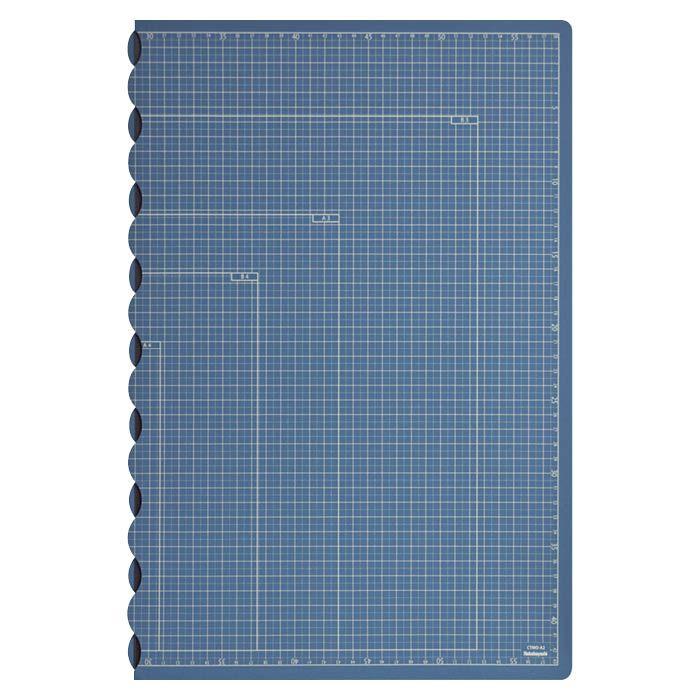 ナカバヤシ 折畳みカッティングマット CTMO-A2