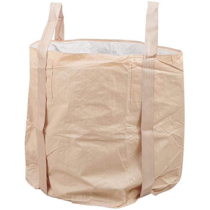 【収穫用品】 小泉製麻 米用フレコンY-2 約1000L丸型