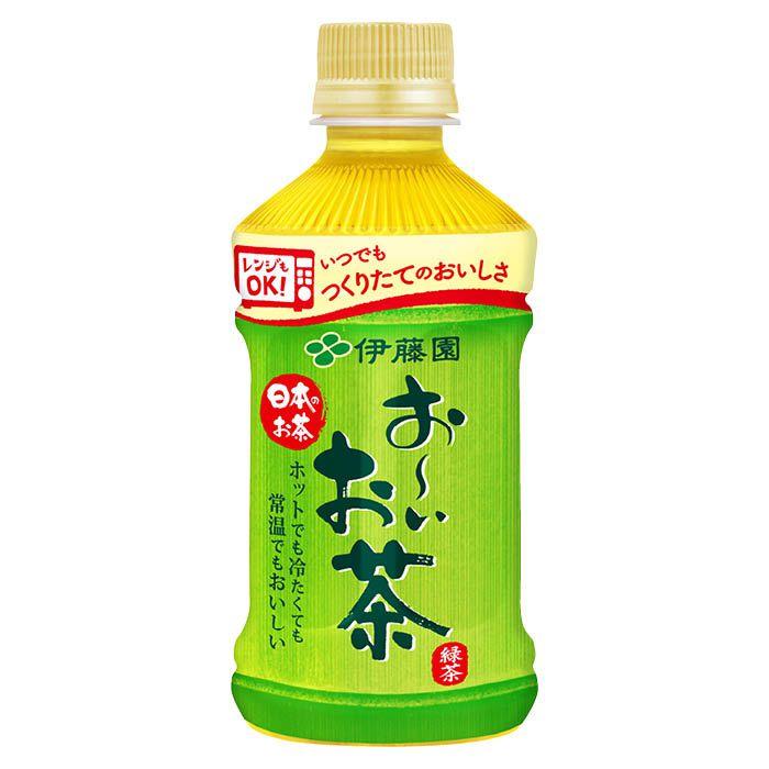 伊藤園 おーいお茶 レンジ対応 345ml×24本 ケース