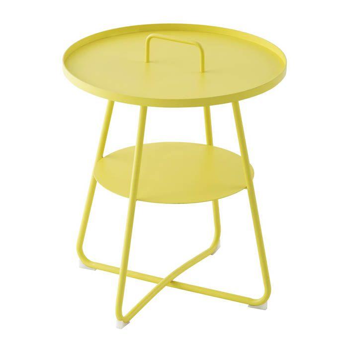 ツーシェルフサイドテーブル NTP2173