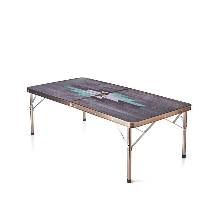 コールマン インディゴレーベル IL リビングテーブル120プラス 2000032521