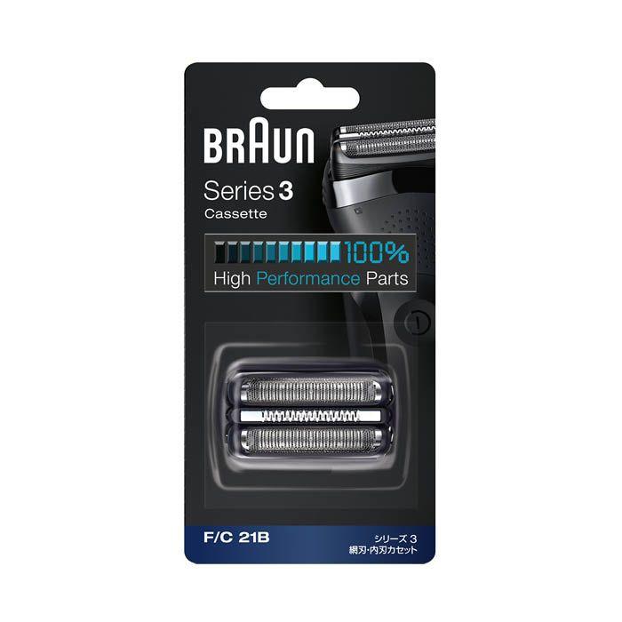 BRAUN ブラウン替刃 F/C21B