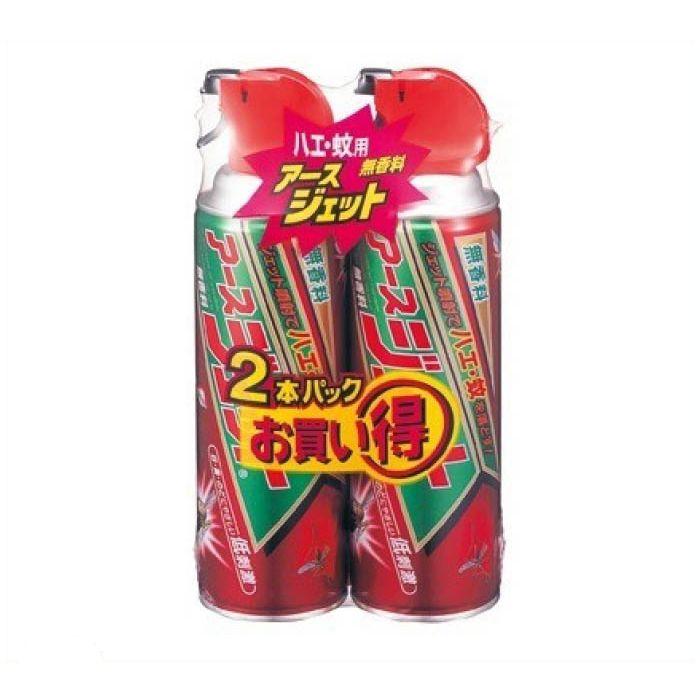 【殺虫剤特集】アース アースジェット 450ML2P
