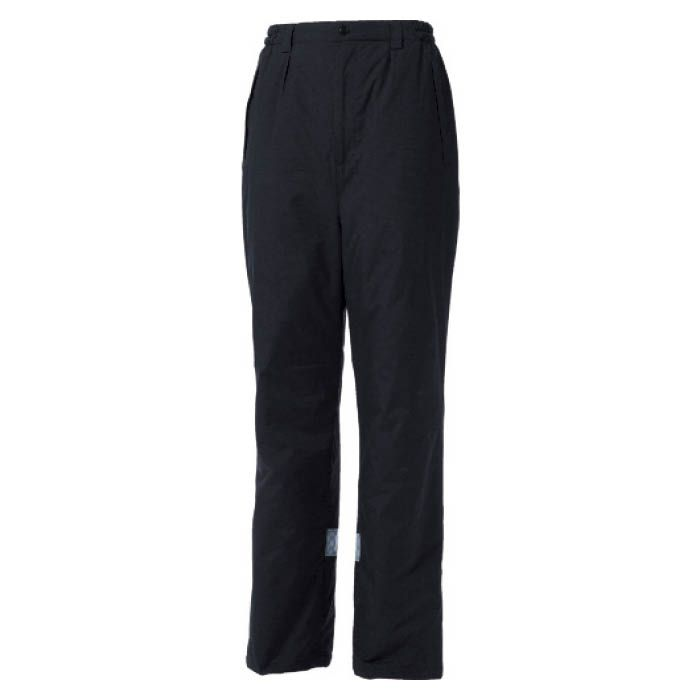 (T)TRUSCO(トラスコ) 暖かパンツLサイズブラック