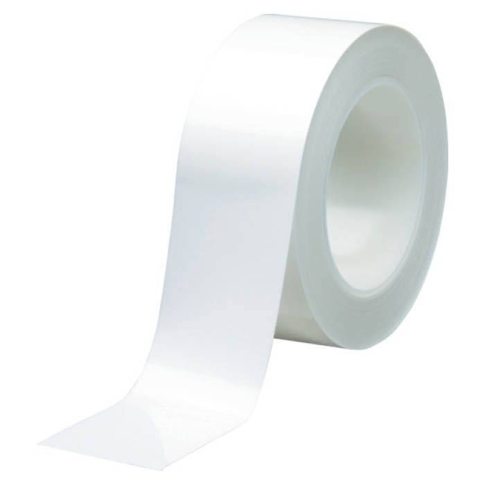 (T)ミドリ安全 ベルデビバハードテープ 白 50mmX20m