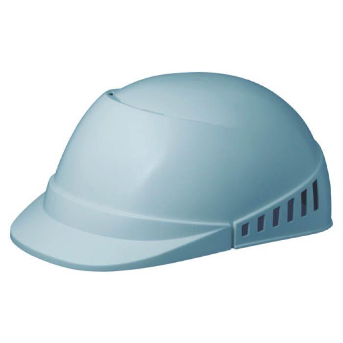 (T)ミドリ安全 軽作業帽 通気孔付 SCL-100A ブルー