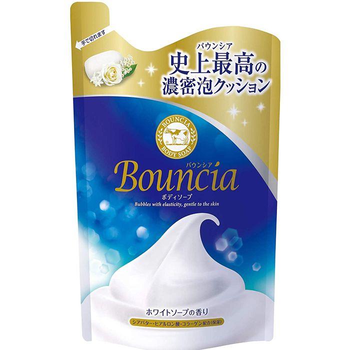 牛乳石鹸 バウンシアボディソープ詰替用 400ml