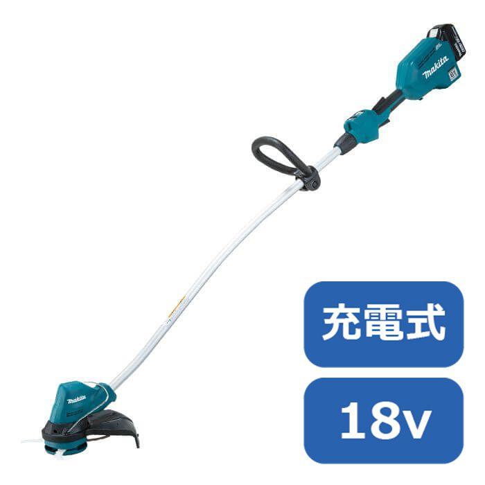 Makita(マキタ) バッテリー式草刈機(樹脂刃) MUR189DSF セット(3.0Ahバッテリー×1+充電器DC18SD付)