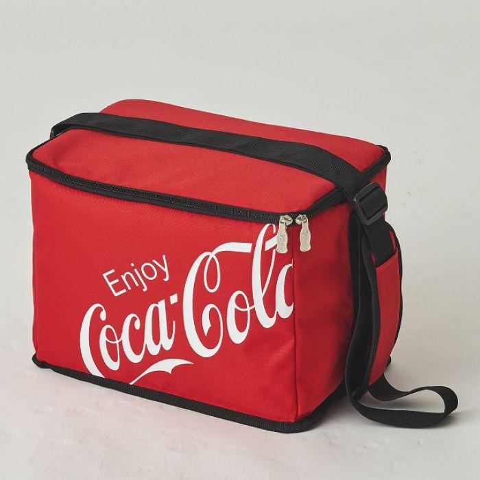 (★)コカコーラ クーラーバッグ15L RD CC19-04SW