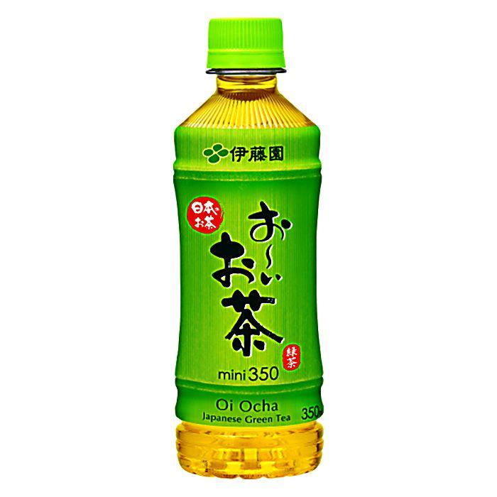 伊藤園 おーいお茶 350ml×24本 ケース